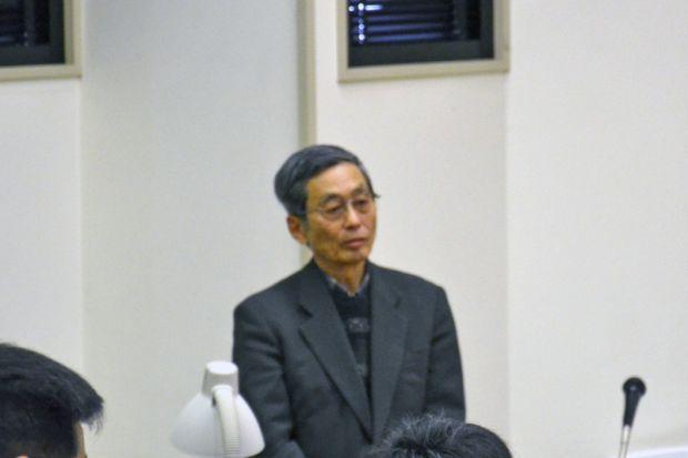 浜田長晴先生