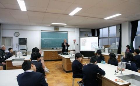 倉敷市立本荘小学校への出張講義についてvol.5