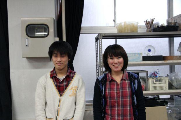 塚本 裕二さん ・朝原 江里さん