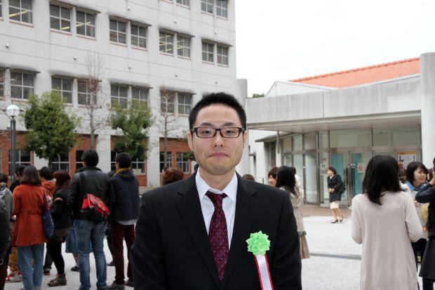 山田耕成さん