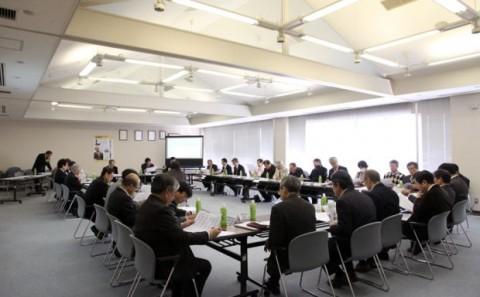平成24年度第3回倉敷芸術科学大学自己評価委員会が開催されました。