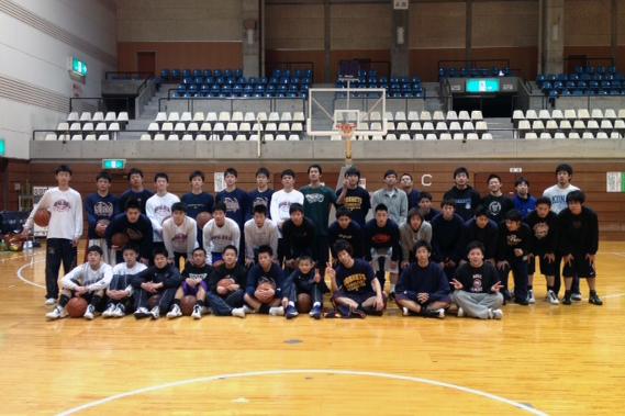 倉敷芸術科学大学男子バスケットボール部