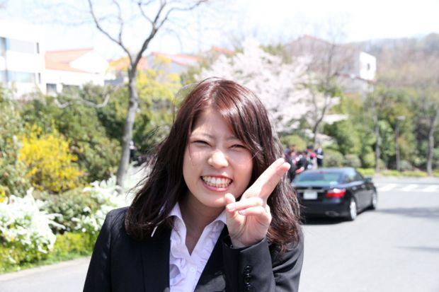 小田葉月さん
