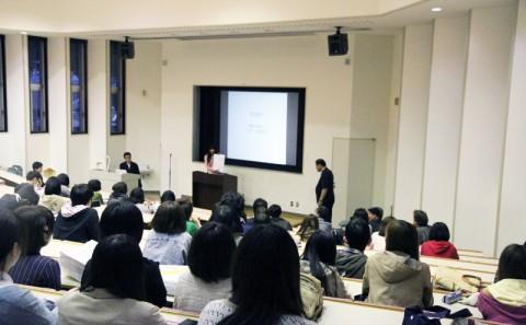 デザイン学科全体会議が行われました。Vol.2
