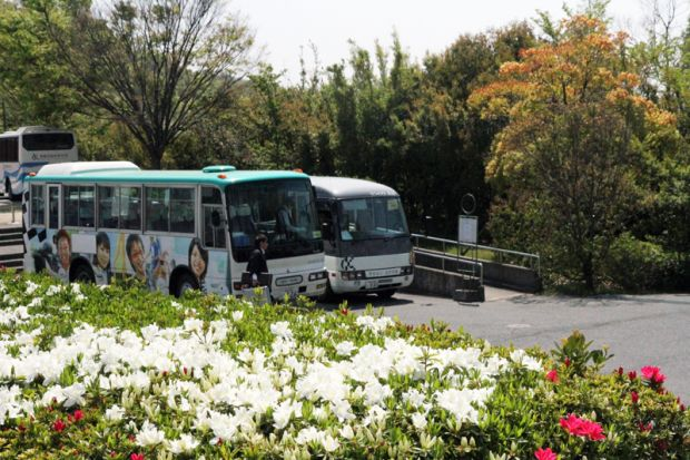 倉敷芸術科学大学無料送迎バス
