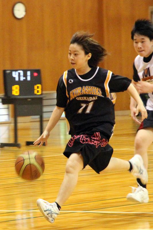 バスケットボールドリブル