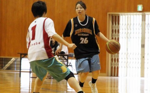 2013女子バスケットボール部の活動についてvol.2