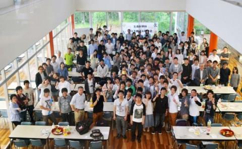 生命科学科新入生歓迎&親睦会が開催されました。