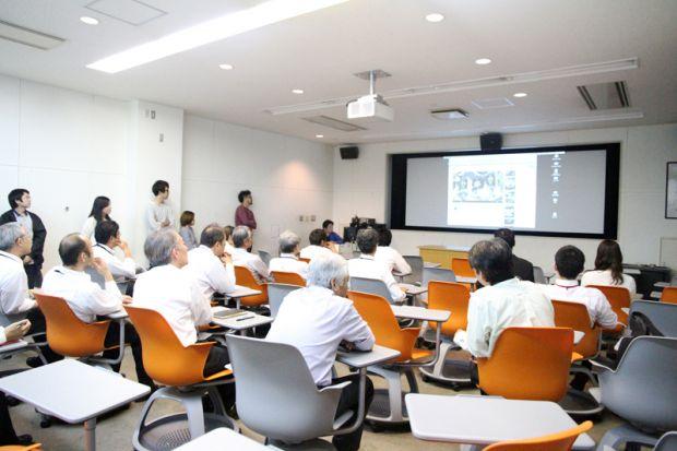 オープンキャンパスCM試写会