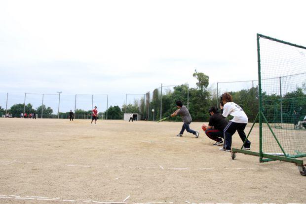 球技大会試合の様子