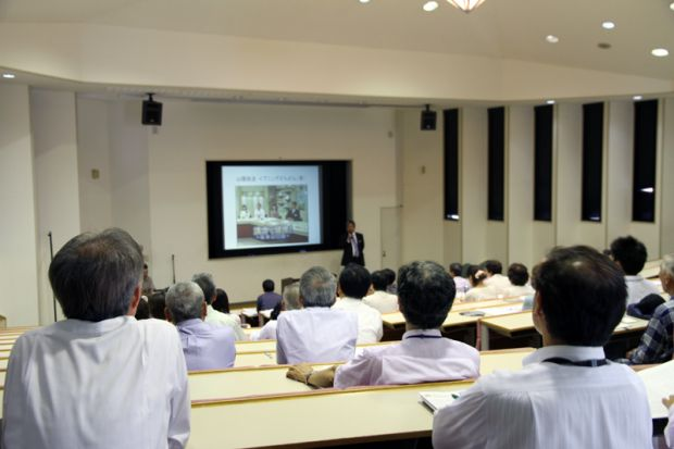 鈴木章記念ケミストリーネットワーク第4回講演会