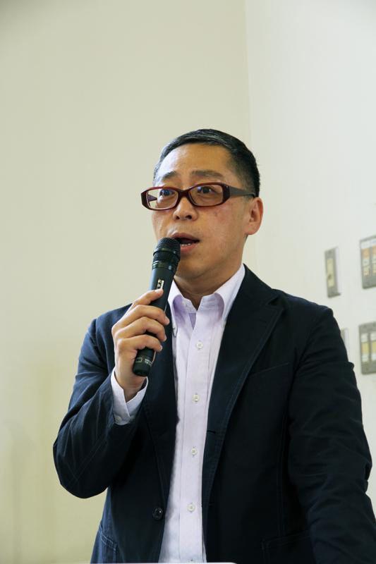 講師の岡野 智博 氏