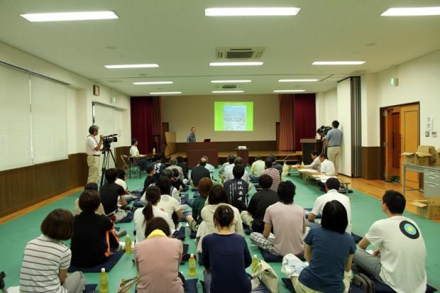 岡山県新見市土橋交流センター