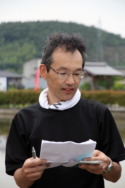 健康医療学科教授内藤整先生