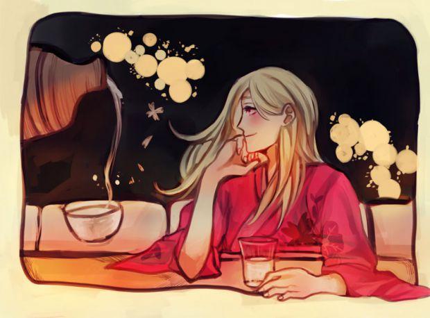 夜、あなたと一杯