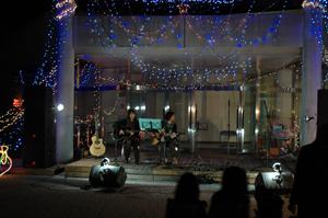 アコースティック ギター部のギター演奏