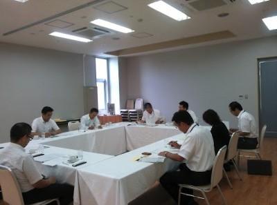 平成24年度第3回地域連携会議が開催されました。