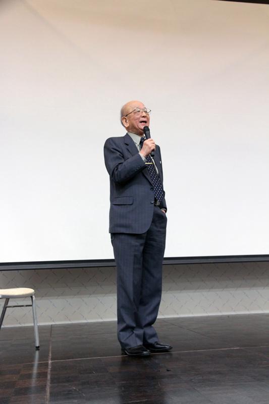鈴木章先生
