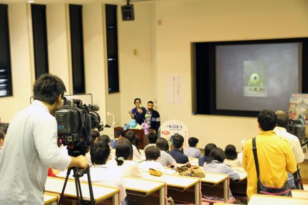 倉敷芸術科学大学前期開講科目「映像特論」