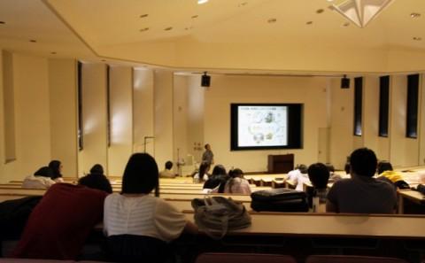 公開講座の開催について