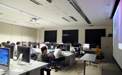 授業公開開催中。