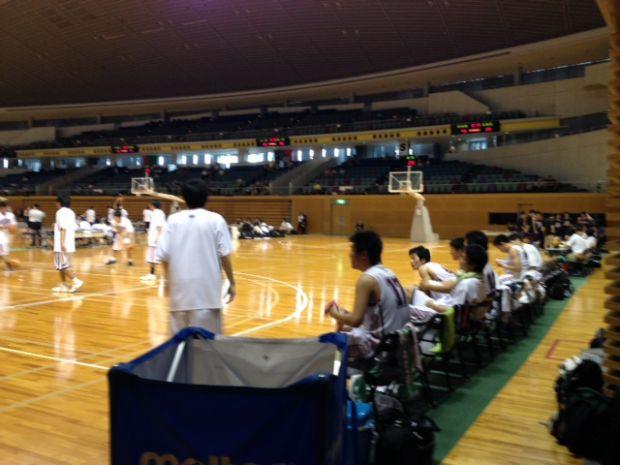 日本学生選抜バスケットボール大会