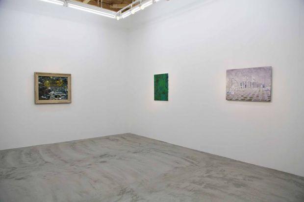 ペインティング」–現代生活の画家–がGALLERY HIRAMINE