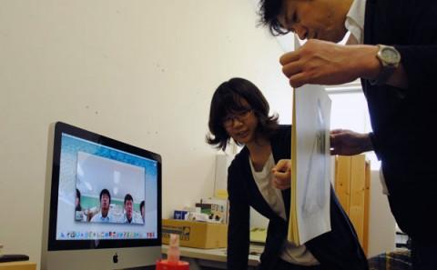 岡山県立備前緑陽高等学校との連携について