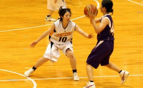 中国大学バスケットボール新人大会で男女4位入賞!