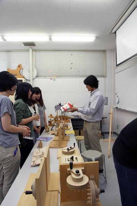 倉敷芸術科学大学公開講座「AUTOMATA」