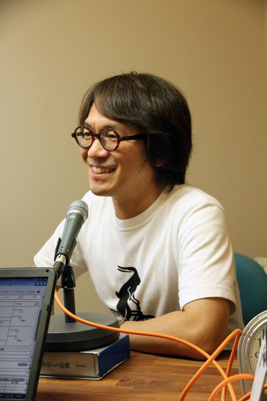 中川浩一先生