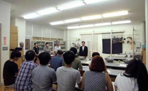 韓国 江南スカイ学院の学内実習について