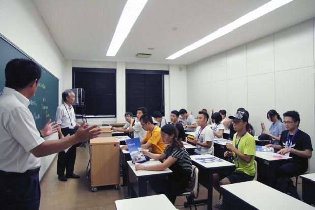 北京城市学院の皆様