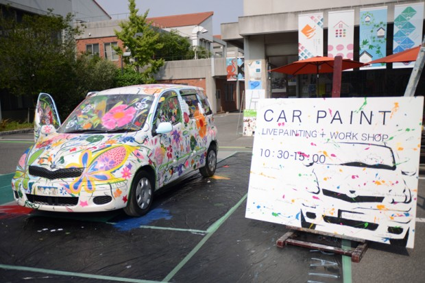 CAR PAINT 新型ファンカーゴ1号