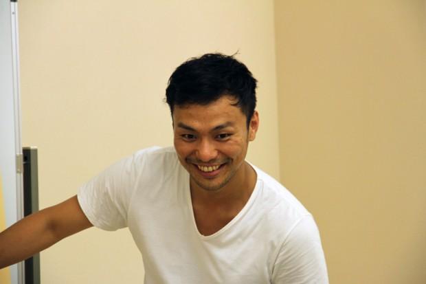 芸術学部美術工芸学科 助教 川上 幸之介 先生