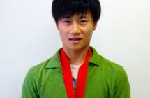 関戸さんが世界大会にて銀メダルの快挙!