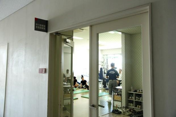 救急訓練室