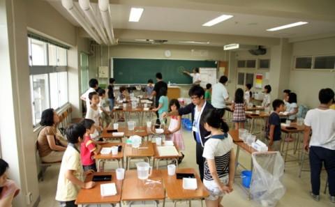 第5回合同開催「科学大好き岡山クラブ」が開催されました。