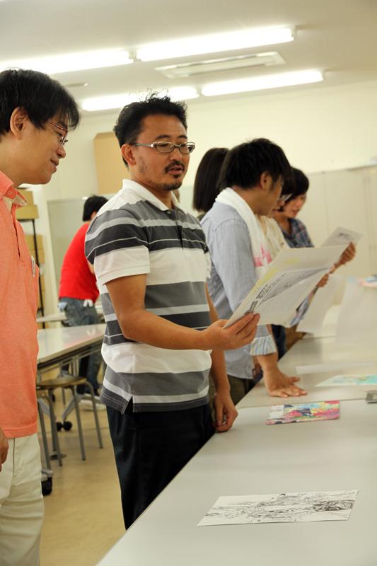 田丸先生と馬場先生