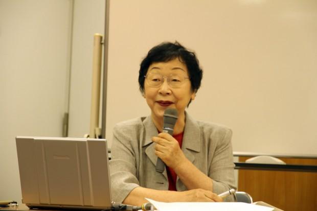 健康医療学科 教授 吉田 繁子