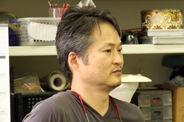 張慶南先生