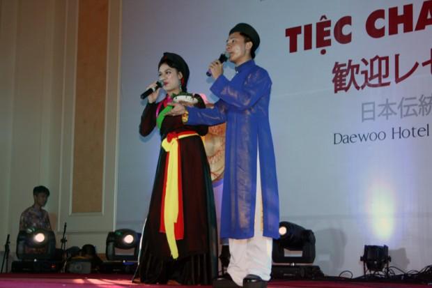 日越伝統文化国際交流舞台公演