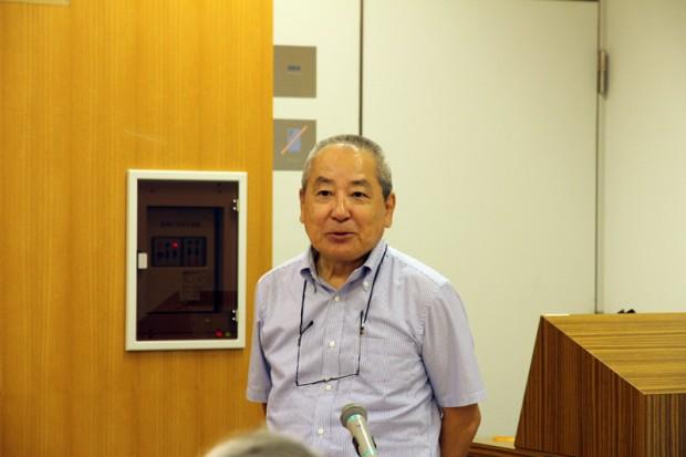 観光学科 教授 西川 髙史