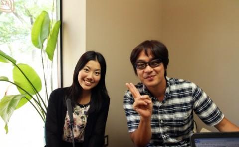 健康科学科 壬生川さんがFMくらしきへ出演しました。