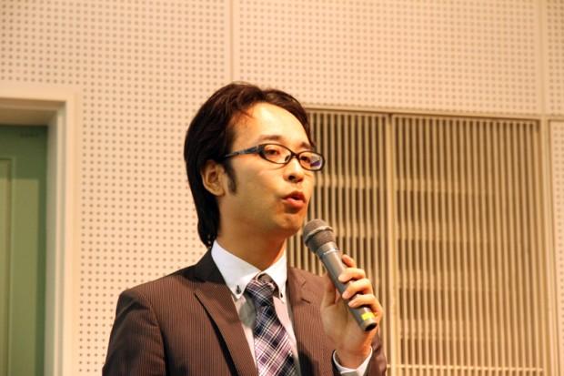神田鉄平先生