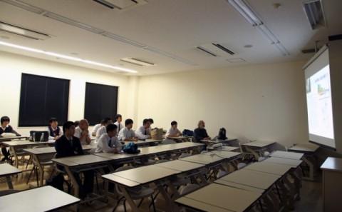 吉備高原学園高等学校の講義体験についてvol.5