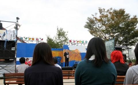学園祭開催中!!