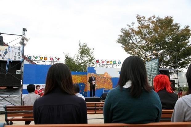 芸科祭(学園祭)開幕