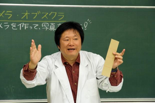 メディア映像学科准教授 丸田昌宏先生