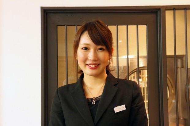 竹内理子さん